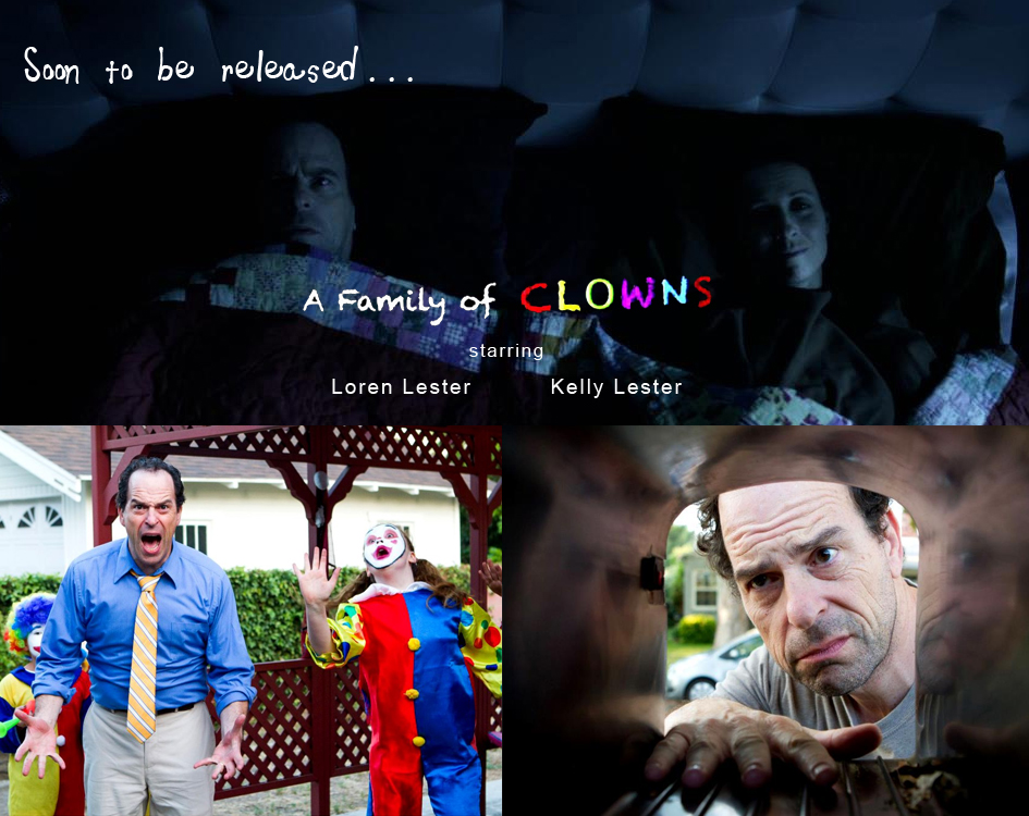 A Family of Clowns