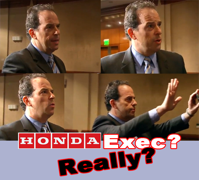 Loren Lester Plays The Honda Exec