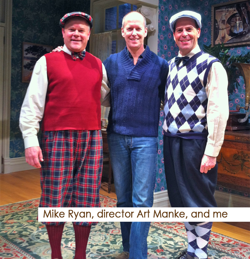 Mike Ryan, Art Manke, Loren Lester